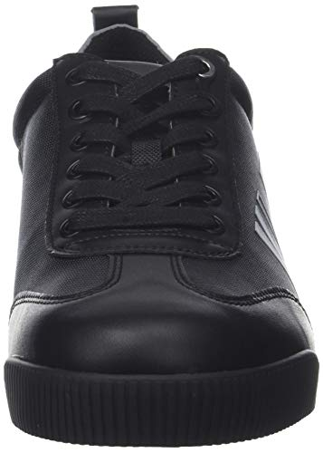 Smooth nylon Welby Hombre Para Calvin Klein Negro black Zapatillas 000 Zt7nE