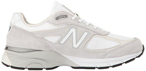 Cloud White New Men Balance M990NV4 Running Shoe aAc1TfxqBw