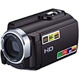 KINGEAR HDV-5053 24MP HD 1080P 3.0' LCD Screen Digital Video Camcorder With Wifi