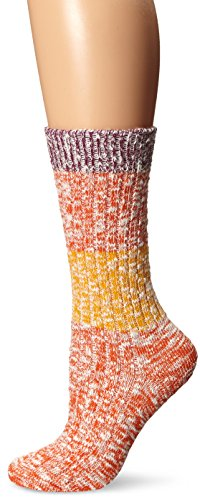wigwam-womens-r-capri-classic-style-fashion-and-function-casual-sock-orange-medium