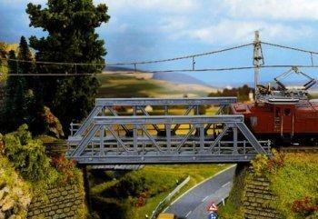 Noch 21330 Girder Approach Bridge Kit 18cm Long 4.5cm High by Noch