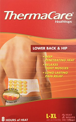 (Thermacare Back & Hip Heat Wraps - 6)