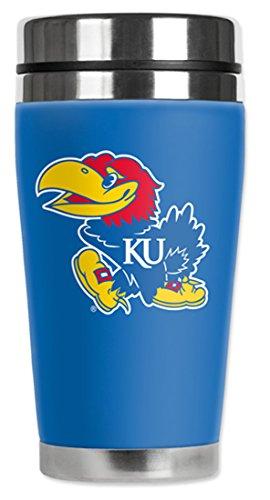 Kansas Jayhawks Travel Mug - 9
