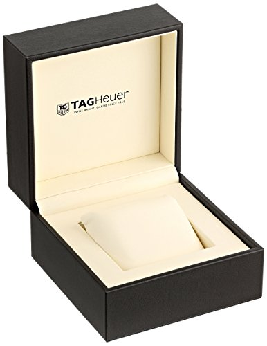 TAG Heuer Men's WAY211A.BA0928 Aquaracr Analog Display Swiss Automatic Silver Watch