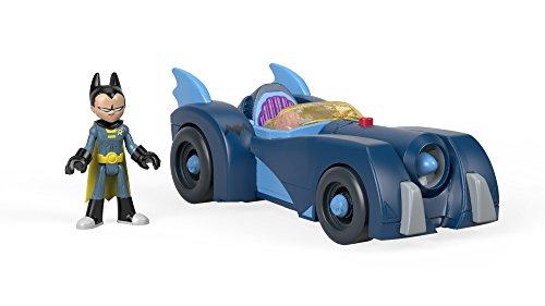 Fisher-Price Imaginext Teen Titans Go! Robin &