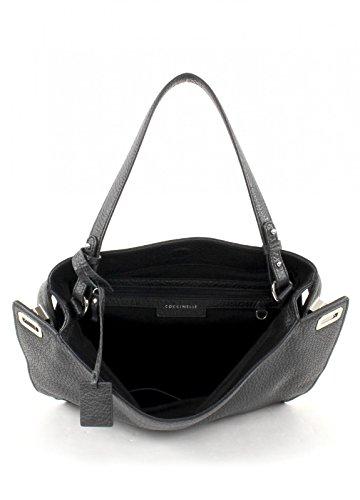 Coccinelle Sheela shoulder bag leather black