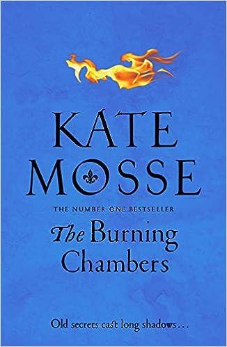 The Burning Chambers por Mosse Kate epub