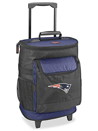 U-Line NFL Rolling Cooler - New England Patriots