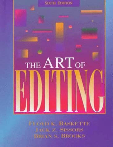 Art of Editing, The