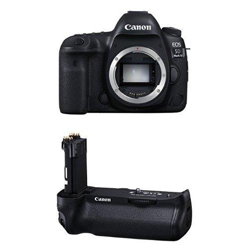 Amazon.com : Canon EOS 5D Mark IV Full Frame Digital SLR Camera Body ...