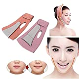 Face Lift Tools Thin Face Mask Slimming Facial Thin Masseter Double Chin Skin Thin Face Bandage Belt Women Face Care Beauty Kit by Rubyshop