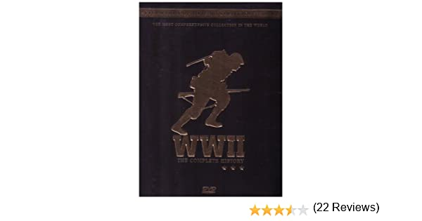 Amazon.com: WWII: The Complete History: Wwii-Complete History ...