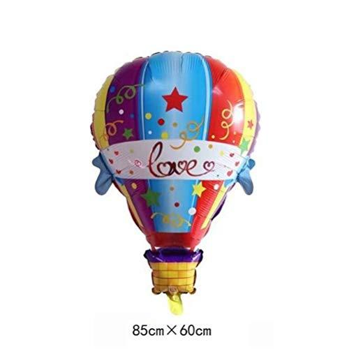 hot air balloon pinata - 6
