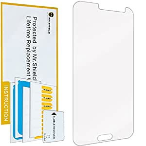 Mr Shield For Samsung Galaxy J3 / Galaxy J3 (2016) Anti-Crash Screen Protector with Lifetime Replacement Warranty
