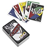 CARS UNO Card Game