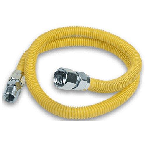 Greschlers inc. 6' flexible gas range hose