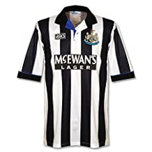 93-95 Newcastle United Home Jersey