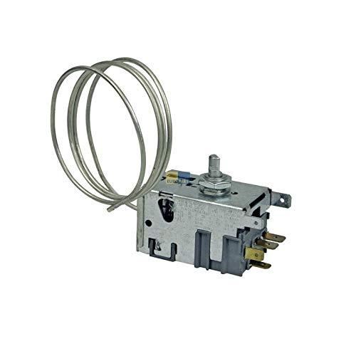 Termostato kühlther mostat Frigorífico Bosch Siemens 607862 ...