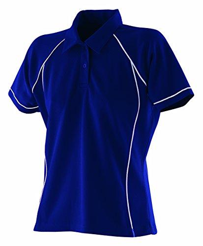 Finden & Hales - Polo -  Femme -  Bleu - Bleu marine - Xx-large