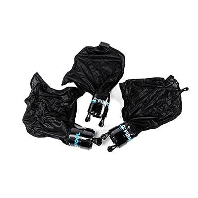 FibroPool Polaris 280 Replacement Bag (Black, 3 Pack): Garden & Outdoor
