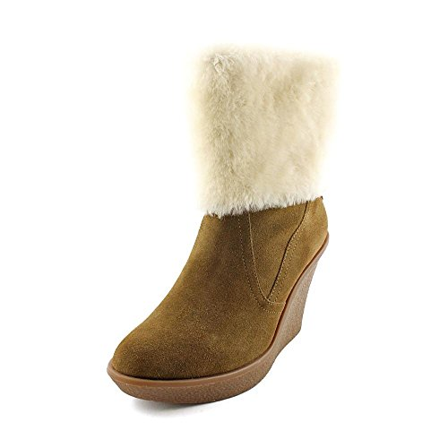 Coach Womans Winona Shearling Kaldt Vær Booties