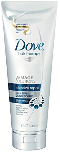Dove Damage Therapy Conditioner, Daily Treatment, Intensive Repair, 8 oz. ()