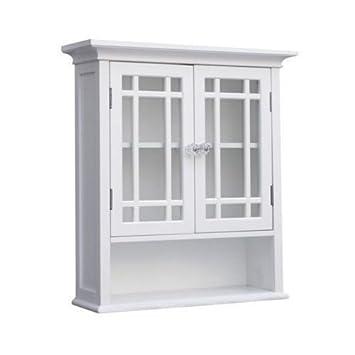 amazon com new white bath wall medicine cabinet tank topper rh amazon com Bathroom Wall Storage White Cabinets Bathroom Wall Storage White Cabinets