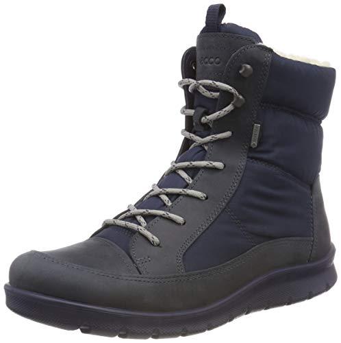 ECCO Marine Stivali Boot Babett Donna 50642 Blu rapqrCwxn