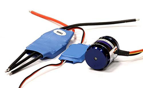 (Integy RC Model Hop-ups C24365 840W Outrunner+ESC 3D Power System for T-Rex 450 3500Kv Type)