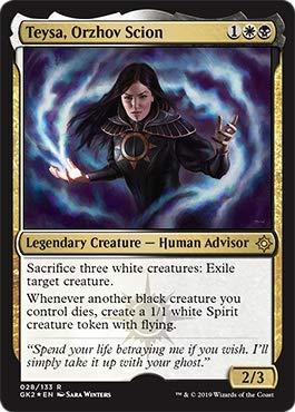 Magic: The Gathering - Teysa, Orzhov Scion