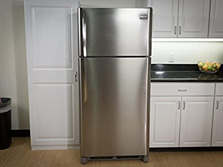 Stainless Steel Magnetic Refrigerator Appliance Covers, Skins, Panels