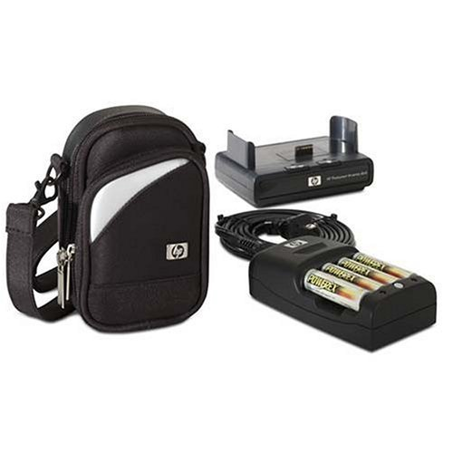 HP Photosmart Quick Recharge Kit for AA Cameras (L1815A#A2L)