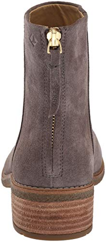 Maya Grey Boot Top Ankle Sperry Belle sider Women's qxRTwnSt
