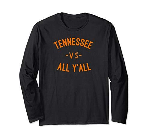 Tennessee vs All Yall Knoxville Southern T Shirt
