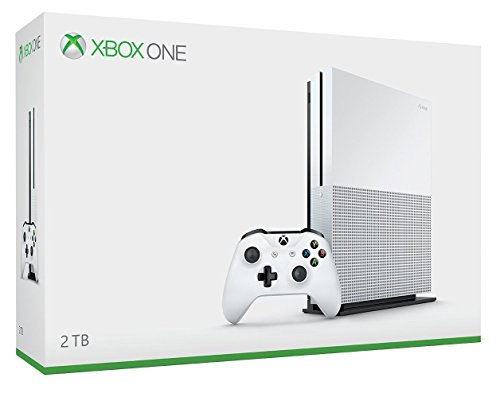Microsoft Xbox One S 2TB Console – Launch Edition(Discontinued)