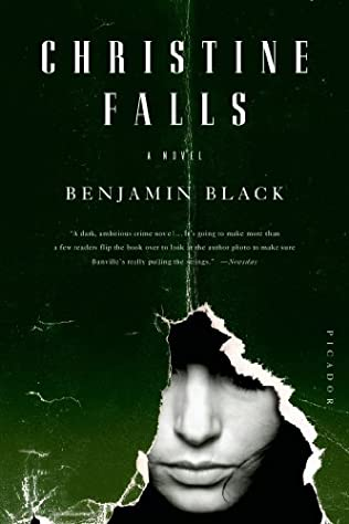 book cover of Christine Falls