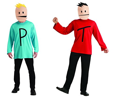 Faerynicethings Adult Size South Park Terrence and Phillip -