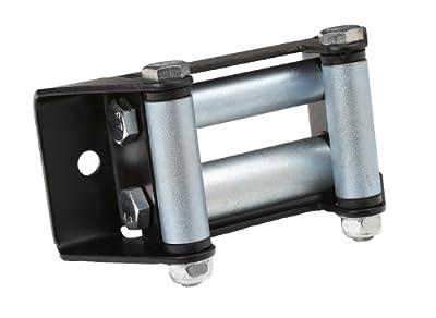 VIPER ATV / UTV Roller Fairlead - Fits Standard Spool Winches - 4.875 x 3 inch pattern