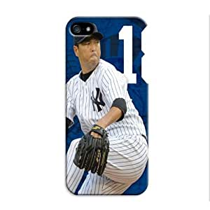 LarryToliver New Hot iphone 5/5s Case Customizable Baseball New York Yankees For iphone 5/5s Case Cover Shell wangjiang maoyi