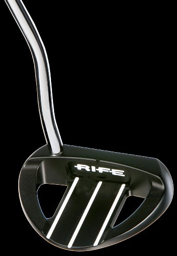 - Rife Island Series Barbados Tour Heel Shafted Putter (Right Hand, 34-Inch)
