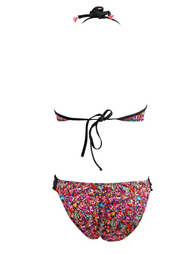 2 Pièces Push De Up Circle Multicolore Bain Maillot SExtw6Sq