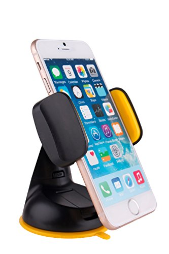 kodak-car-mount-for-iphone-android-galaxy-retail-packaging-smartphone-vent-suction-mount
