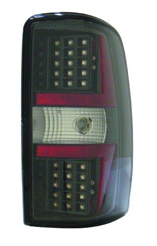 Depo M35-1902P-US3 Carbon Fiber LED Tail Light