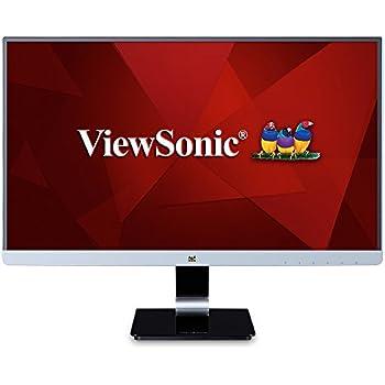 "ViewSonic VX2478-SMHD 24"" IPS 1440p Frameless LED Monitor HDMI, DisplayPort"