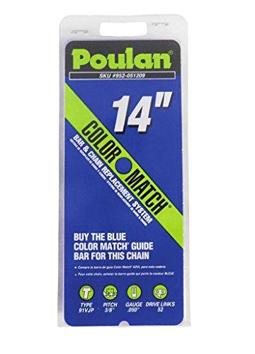 Poulan Chainsaw 14