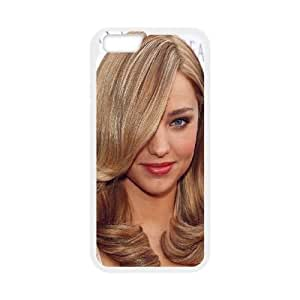 iPhone 6 4.7 Inch Phone Case White He Miranda Kerr Dress Smile Sexy Model UO9K4MQQ Water Proof Phone Case