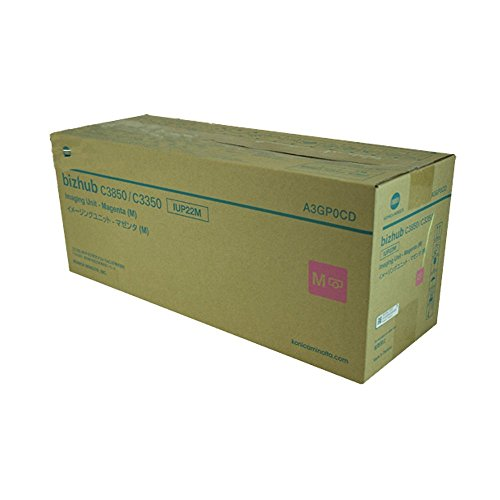 Genuine Konica Minolta IUP22(M) Magenta Imaging Unit for Bizhub C3850/C3350 by Bizhub (Image #1)