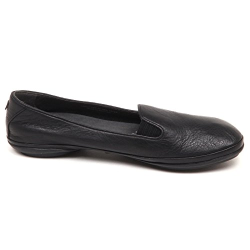 Shoe Black Without E5748 Camper Loafer Scarpe Mocassino Woman Donna Box qXUxwR8