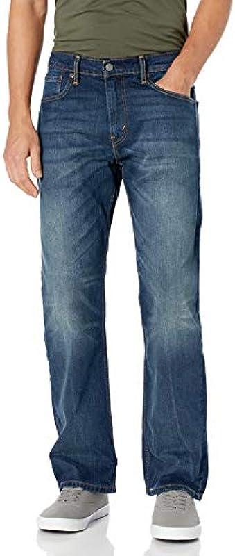 Levi kroki dżinsy męskie spodnie: Odzież