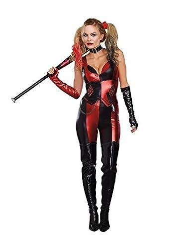 Harlequin Blaster Adult Costume - Large - Adult Dreamgirls Costume